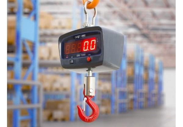 Электронные крановые весы: полезные функции и правила использования