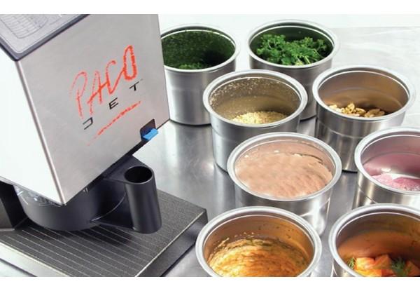 Инновации для профессиональной кухни от Paco Jet – технология пакотирования