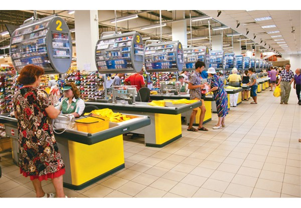 Всё оборудование для супермаркета в Гиперцентре