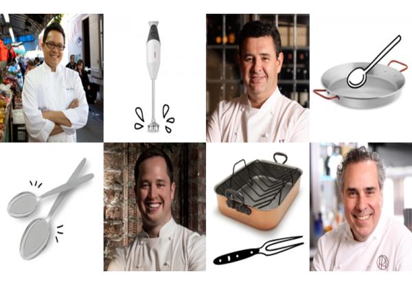 Что подарить тому, кто любит готовить? Подарки для кулинаров в Гиперцентре!