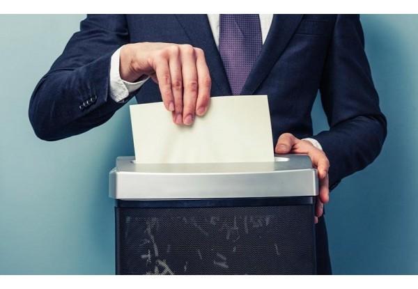 Как правильно подобрать уничтожитель документов (шредер)?