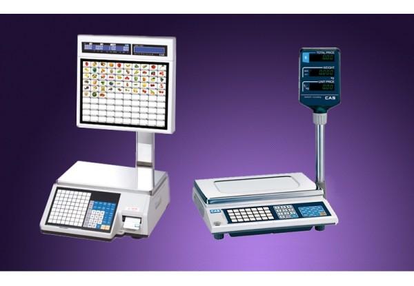 Конструкционные особенности электронных торговых весов