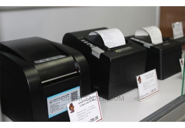 Назначение и виды принтеров чеков