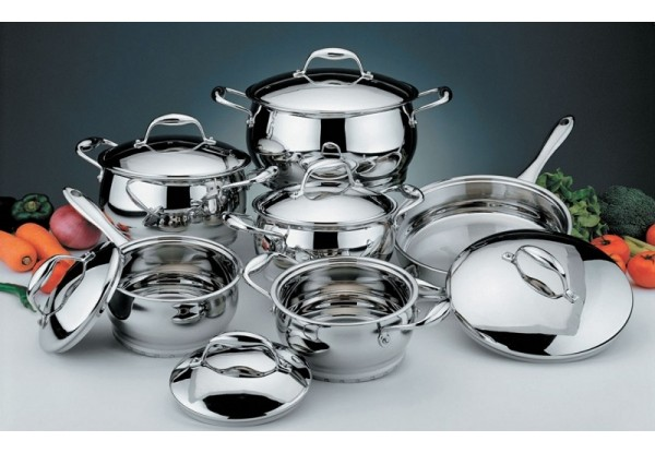Большой выбор посуды и кухонного инвентаря в Гиперцентре