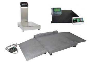 Платформенные весы - первое слово в электронном весовом оборудовании.
