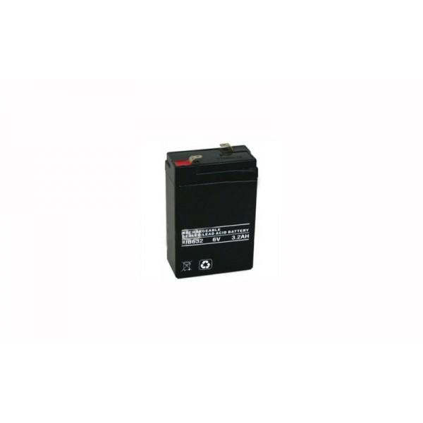 Аккумулятор Днепровес 6V-3.2AH для фасовочных весов F998