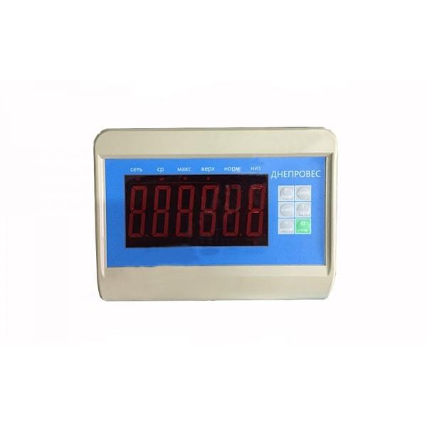 Весовой индикатор Днепровес Т7