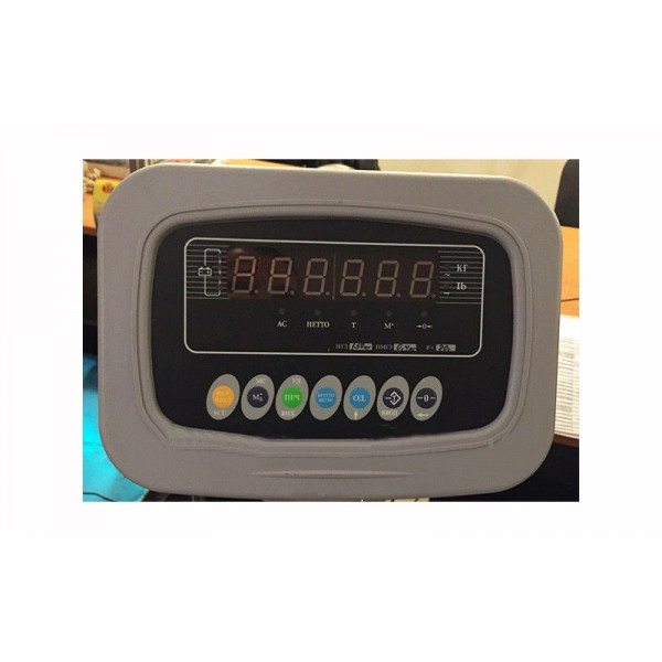 Весовой индикатор Днепровес В+