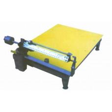Механические весы Эталон РП- 200Ш13М до 200 кг, точность 100 г (750х500 мм) с низкой колонкой