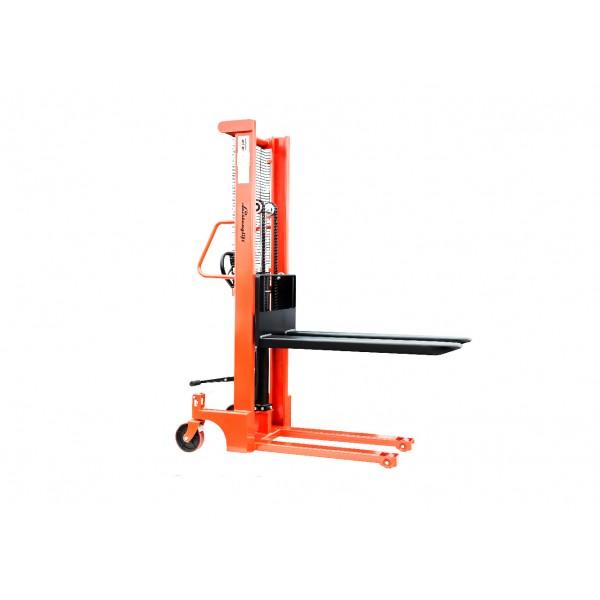 Штабелер гидравлический LEISTUNGLIFT SFH1516, 1500 кг