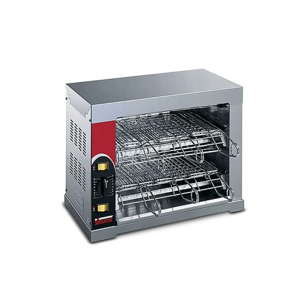 Тостер-гриль двухсторонний Sirman 12Q (3 кВт)