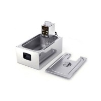 Контейнер для аппарата Apach ASV2, 360х565х230 мм, емкость GN 1/1 глубиной 200 мм