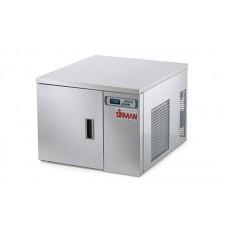 Шкаф шоковой заморозки Sirman Dolomiti 3 P1/1 (объем 36 л, вместимость 3хGN 1/1, 640х740х500 мм)