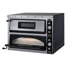 Электромеханическая печь для пиццы Apach АML66 W (две камеры 1080х720х140 мм)