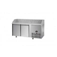 Стол для пиццы APACH PZ02 EKO GN (-2/+8°С, 1600x750x1035 мм)