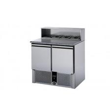 Стол для пиццы Apach S02А (+4 ... +10°C; 900х700х950 мм)