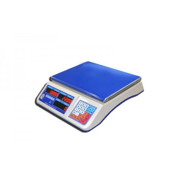 Торговые весы Дозавтоаты ВТНЕ/1-15Т1 до 15 кг (RS-232) без стойки