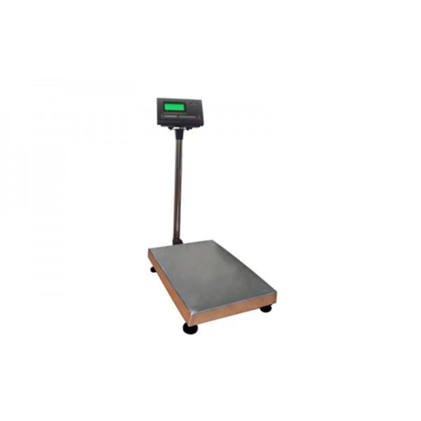 Весы товарные электронные напольные ВЕСТ-150А12ЕМ до 150 кг, точность 50 г