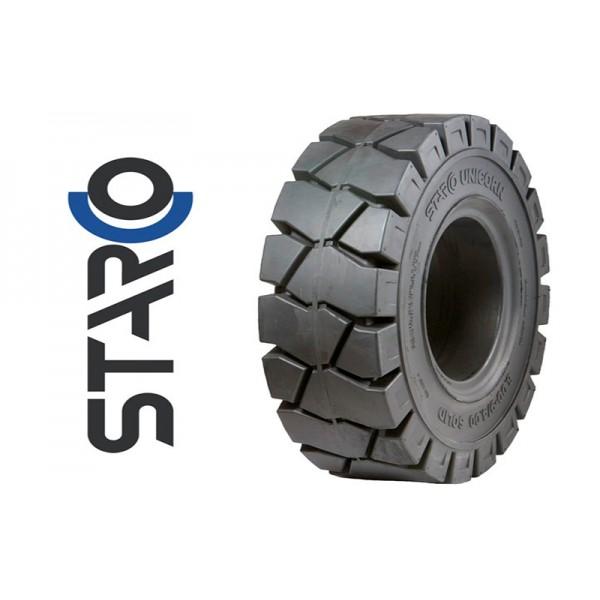 Шина массивная 18X7-8 /STD/ STARCO UNICORN для погрузчиков