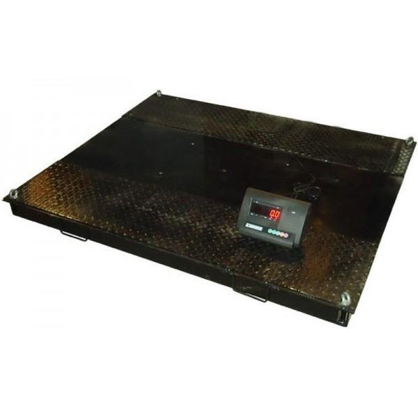 Весы платформенные Дозавтоматы ВЭСТ-1500А12Е до 1500 кг