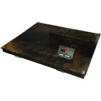 Весы платформенные Дозавтоматы ВЭСТ-1000А12Е до 1000 кг