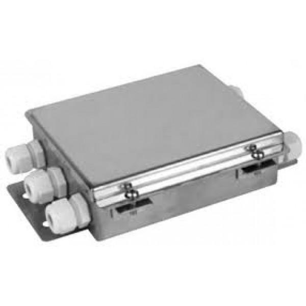Соединительная коробка Keli JXHG 05-6-S; (160х160х52мм)