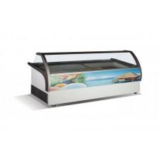 Морозильные лари для мягкого мороженного Crystal VENUS ELEGANTE 56
