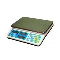 Весы торговые Vagar VP-MN LED до 6/15 кг