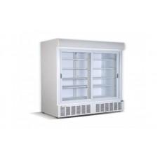 Шкаф холодильный с двумя дверьми Crystal CRS 1200