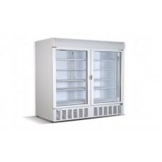 Шкаф холодильный с двумя дверьми Crystal CR 1300
