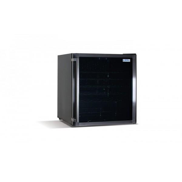 Шкаф для хранения вина Crystal CRW 100B (35 бутылок)