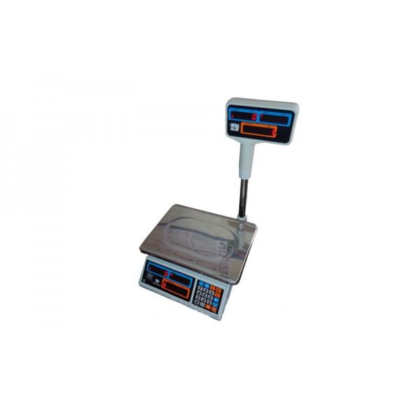 Весы торговые ВТЕ-Центровес-15Т2-ДВН до 15 кг