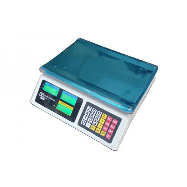 Весы торговые ВТЕ-Центровес-15Т1-ДВЭ до 15 кг