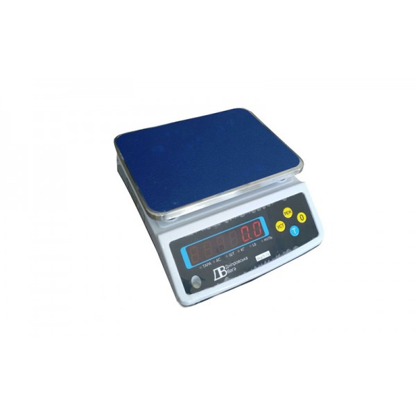 Весы фасовочные ВТЕ-Центровес-15-Т3-ДВ1 до 15 кг