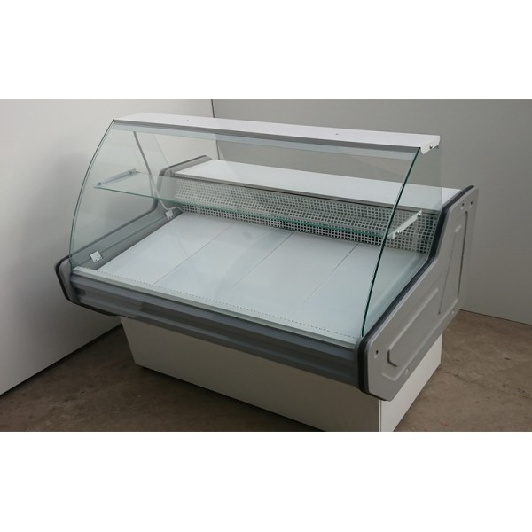 Холодильная витрина серии InteGra PVHN – 1.8 AISI (0…+5 °С) (без охл. бокса)