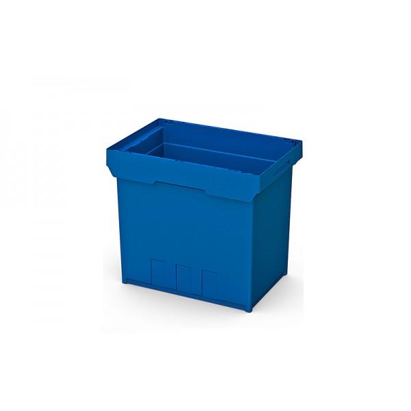 Вкладываемый полимерный контейнер INSTORE KVR 6442 без комплектации (600х400х420 мм)