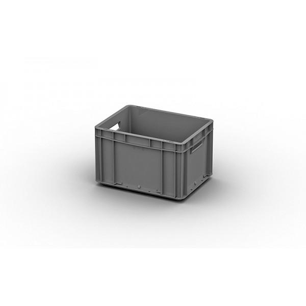 Евроконтейнер ЕС – 4322.1 (400х300х220 мм), сплошное дно