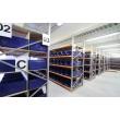 Пластиковый складской лоток Logic Store 12.402.1 (250х150х130 мм)