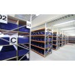 Пластиковый складской лоток Logic Store 12.407.1 (500х300х250 мм)