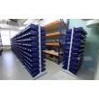 Пластиковый складской лоток Logic Store 12.412 (300х225х150 мм)