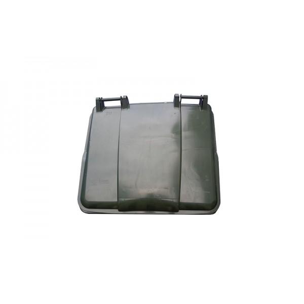 Комплект крышки передвижного мусорного контейнера 21.053.XX.PE.C24