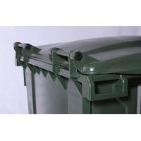 Комплект осей для крышки  мусорного контейнера 1100 л (19.912.99.PE.C24)