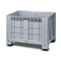 Сплошной контейнер iBox на ножках 1200х800х800 мм (11.602F.91.РЕ.С10)