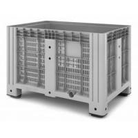Перфорированный контейнер iBox на ножках 1200х800х800 мм (11.602.91.РЕ.С10)
