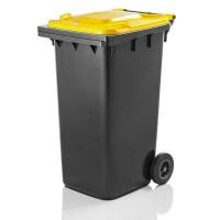 Мусорный контейнер марки W-weber на 240 л (580x715x1060 мм)