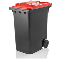 Мусорный контейнер марки W-weber на 360 л (600x880x1100 мм)