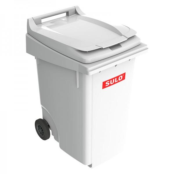 Мусорный контейнер марки SULO (815x640х1097 мм) на 360 л, серый