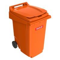 Мусорный контейнер марки SULO (815x640х1097 мм) на 360 л, цветные