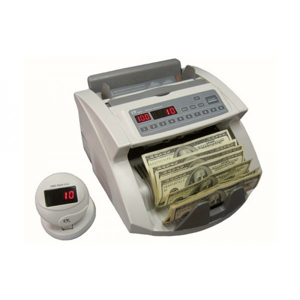 Счетчик банкнот для предприятий со средним оборотом Pro 57 UM/S