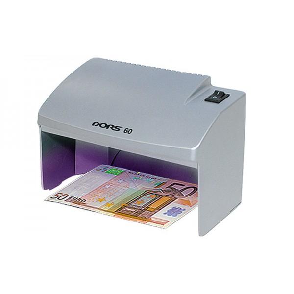 Детектор валют DORS 60 серый